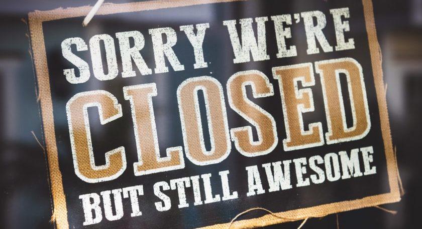 Yogastudio geschlossen Covis 19 Corona Virus